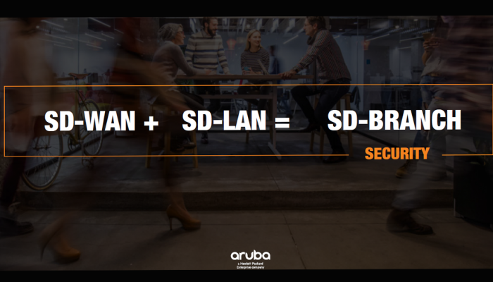 Why Aruba Focuses on SD-Branch and SD-WAN_TW
