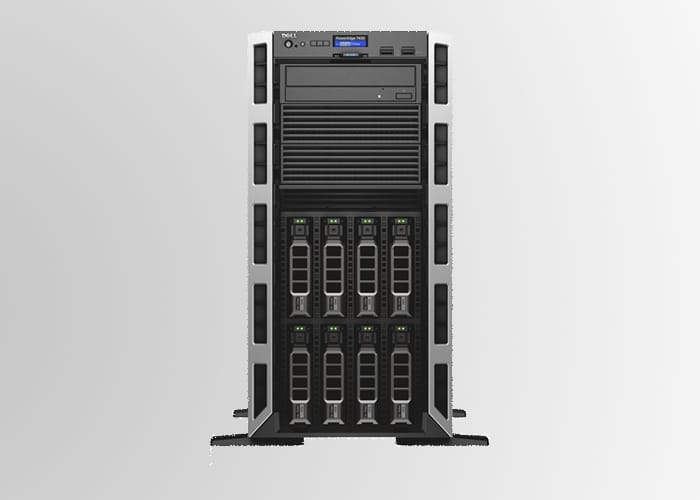 HPE ProLiant ML350 Gen10 Tower Server 8