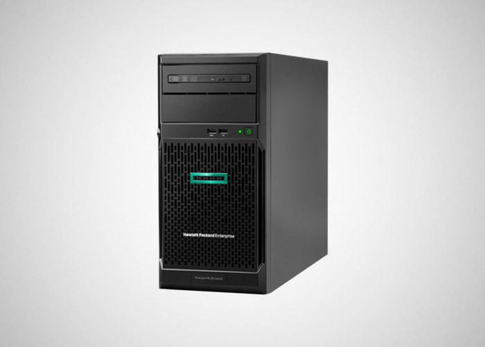 HPE ProLiant ML110 Gen10 Tower Server 2