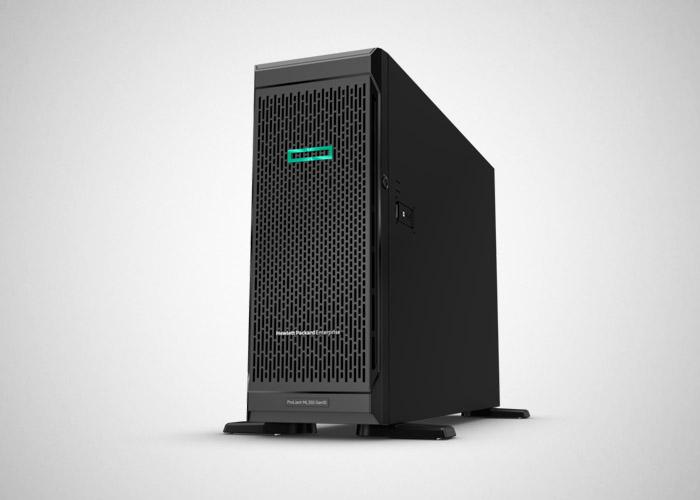 HPE ProLiant ML110 Gen10 Tower Server 4