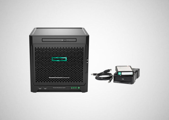 HPE ProLiant ML350 Gen10 Tower Server 1