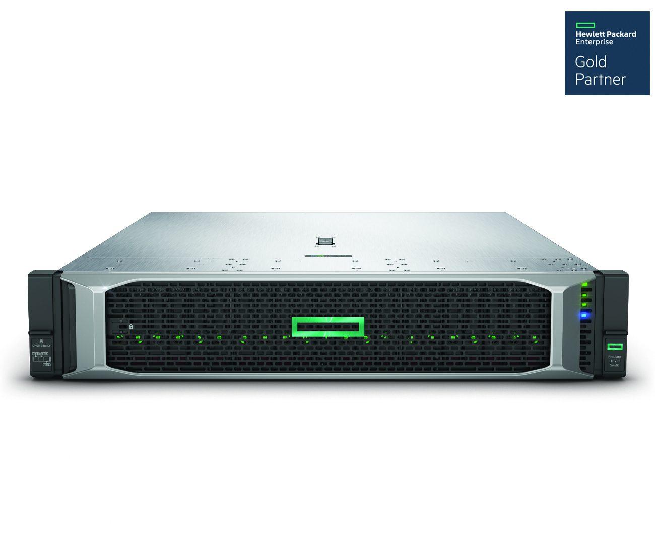 HPE ProLiant DL380 Gen10 Rack Server