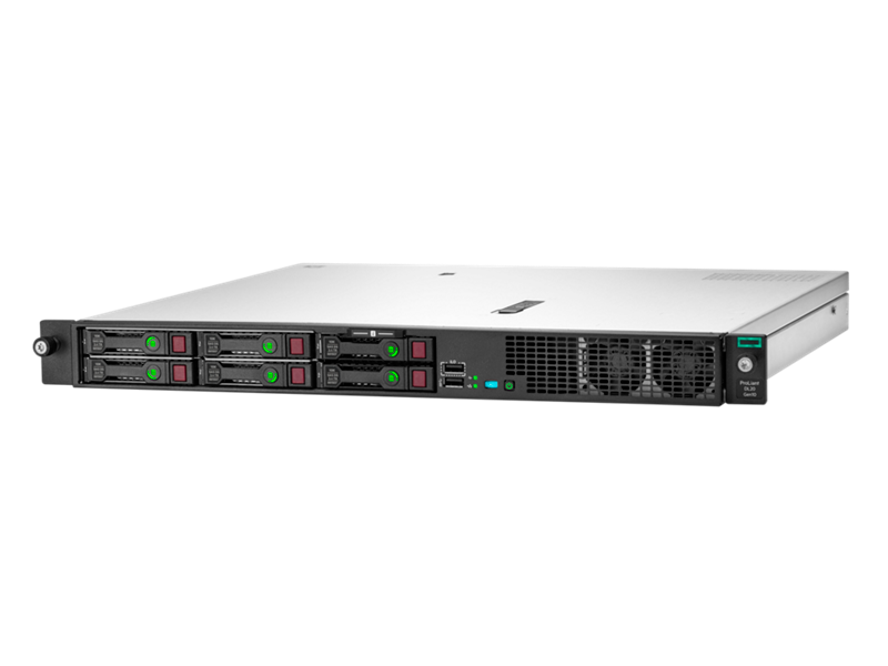 HPE ProLiant DL20 Gen10 Rack Server 6