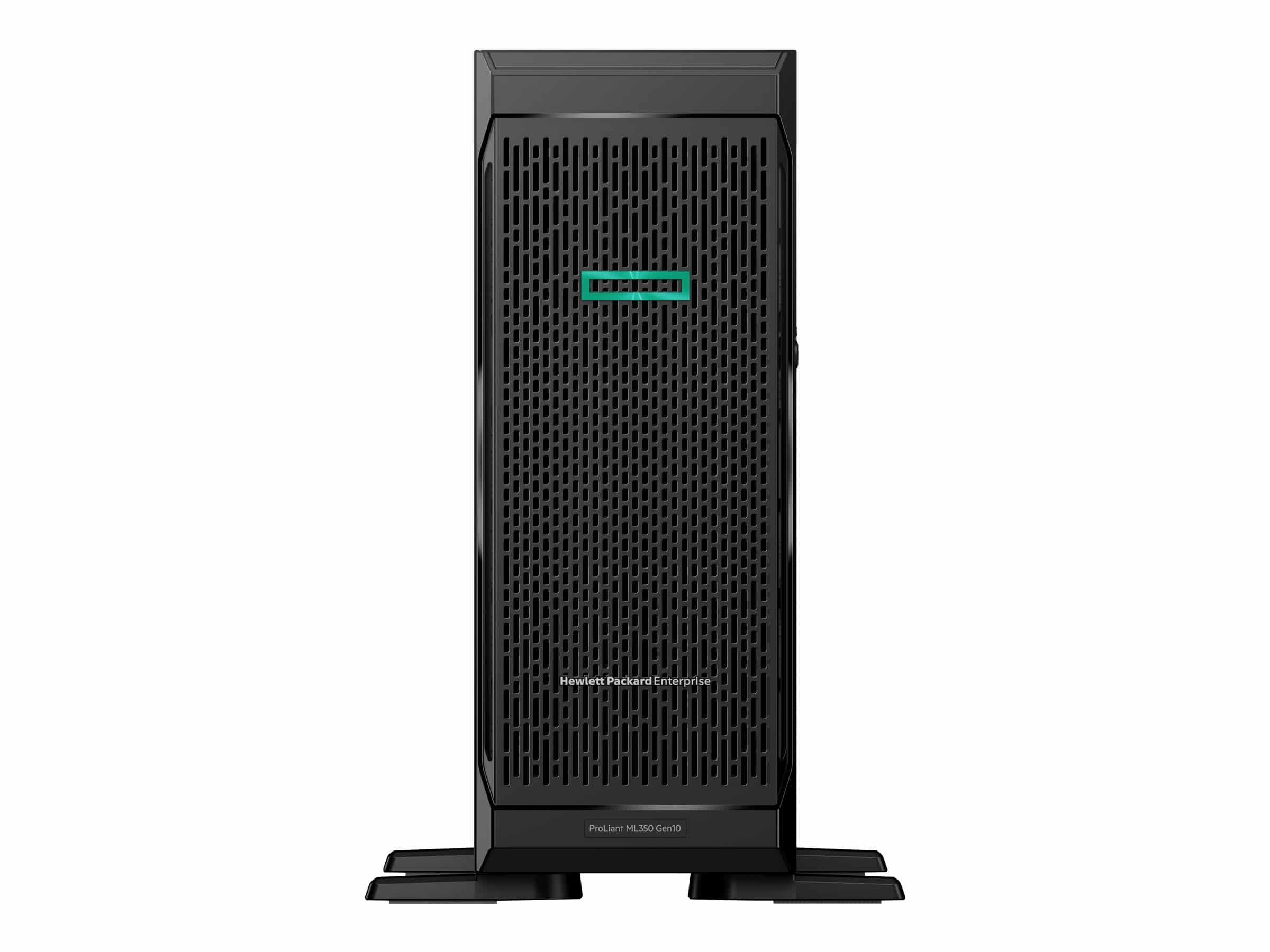 HPE ProLiant ML30 Gen10 Tower Server 2