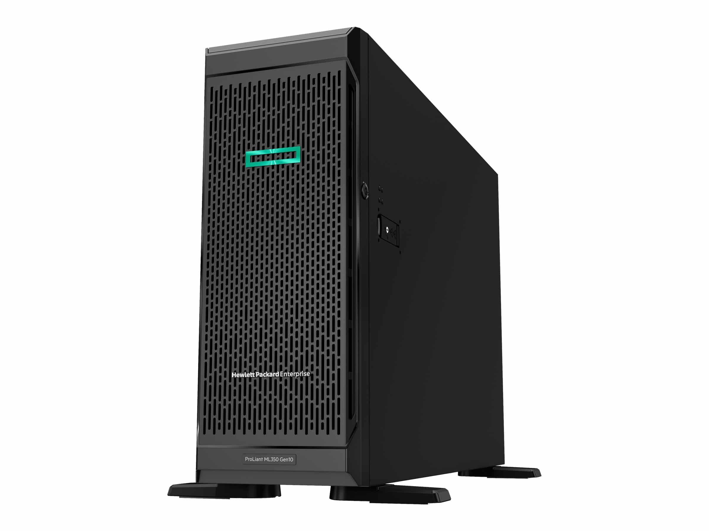 HPE ProLiant ML30 Gen10 Tower Server 7