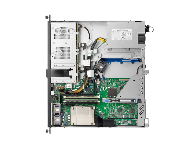 HPE ProLiant DL20 Gen10 Rack Server 8