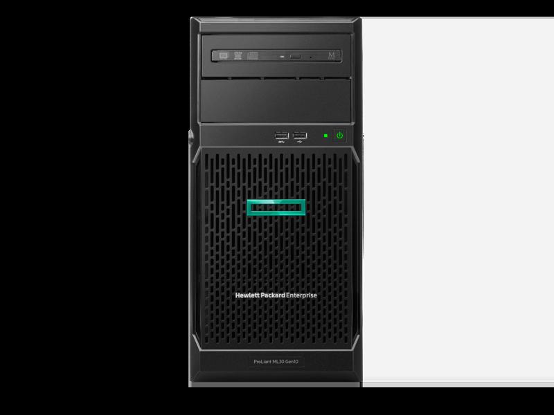 HPE ProLiant ML30 Gen10 Tower Server 17