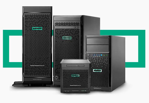 HPE Servers & Storage 1