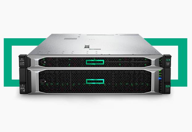 HPE Servers & Storage 2