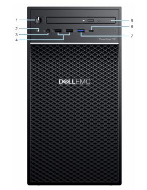 Dell PowerEdge T40 1