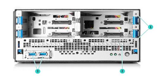 HPE ProLiant MicroServer Gen10 Plus 4