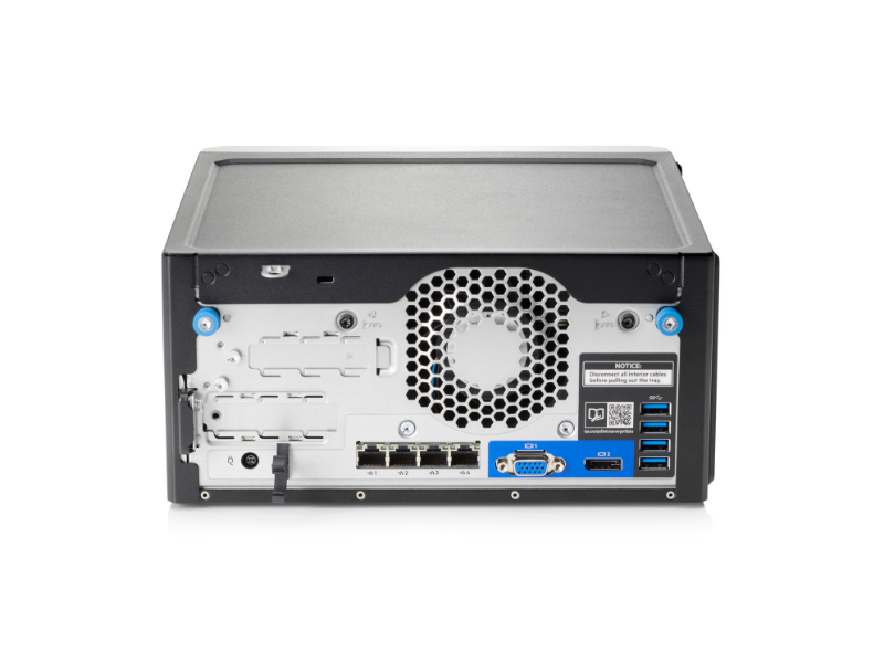 HPE ProLiant MicroServer Gen10 Plus 11
