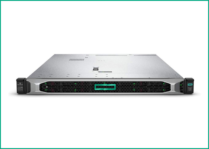 HPE ProLiant DL20 Gen10 Rack Server 18