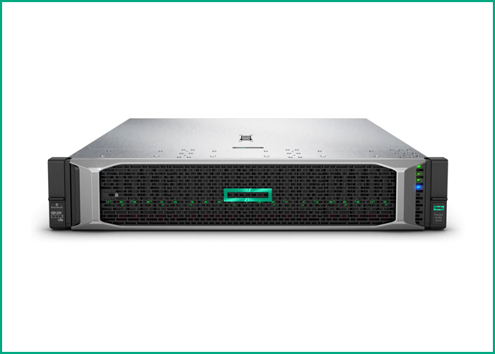 HPE ProLiant DL20 Gen10 Rack Server 19