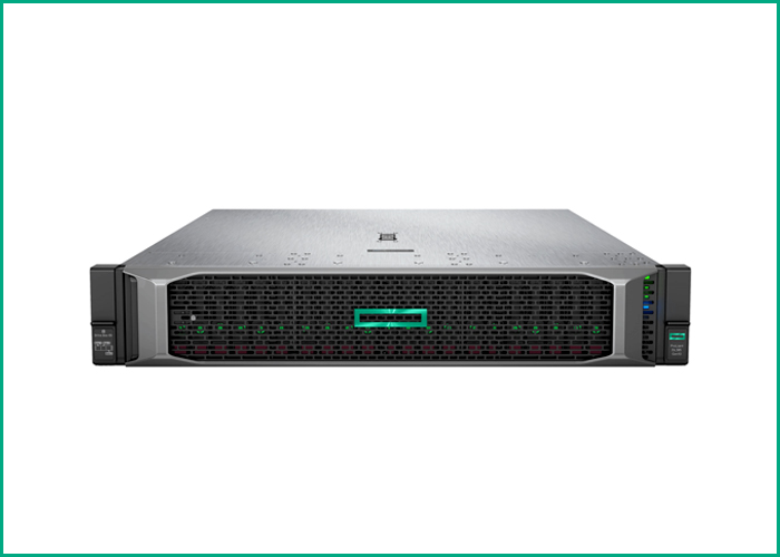 HPE ProLiant DL20 Gen10 Rack Server 20