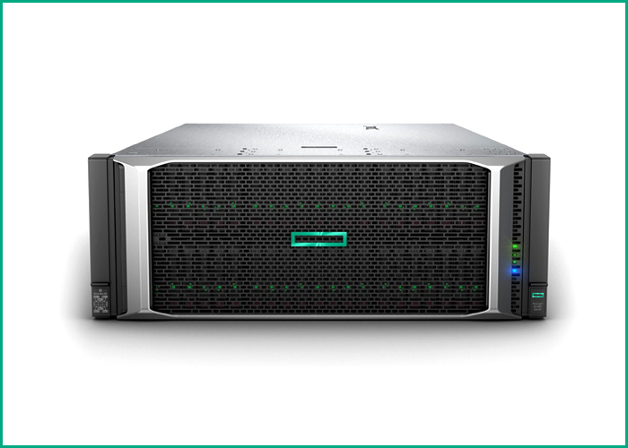 HPE ProLiant DL20 Gen10 Rack Server 22