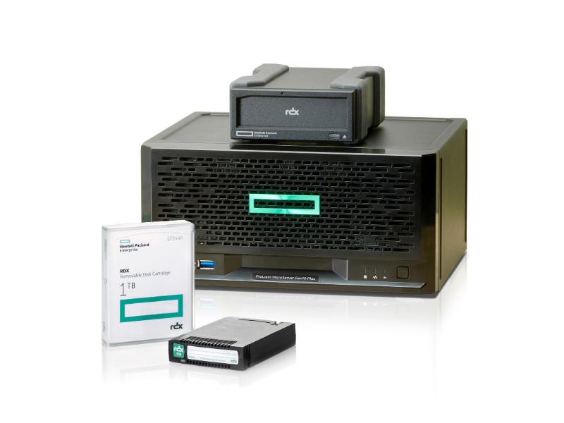HPE ProLiant MicroServer Gen10 Plus 10