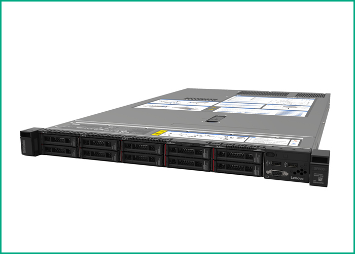 HPE ProLiant DL20 Gen10 Rack Server 38