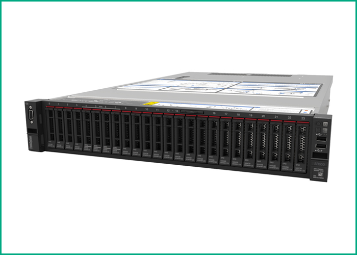 HPE ProLiant DL20 Gen10 Rack Server 39