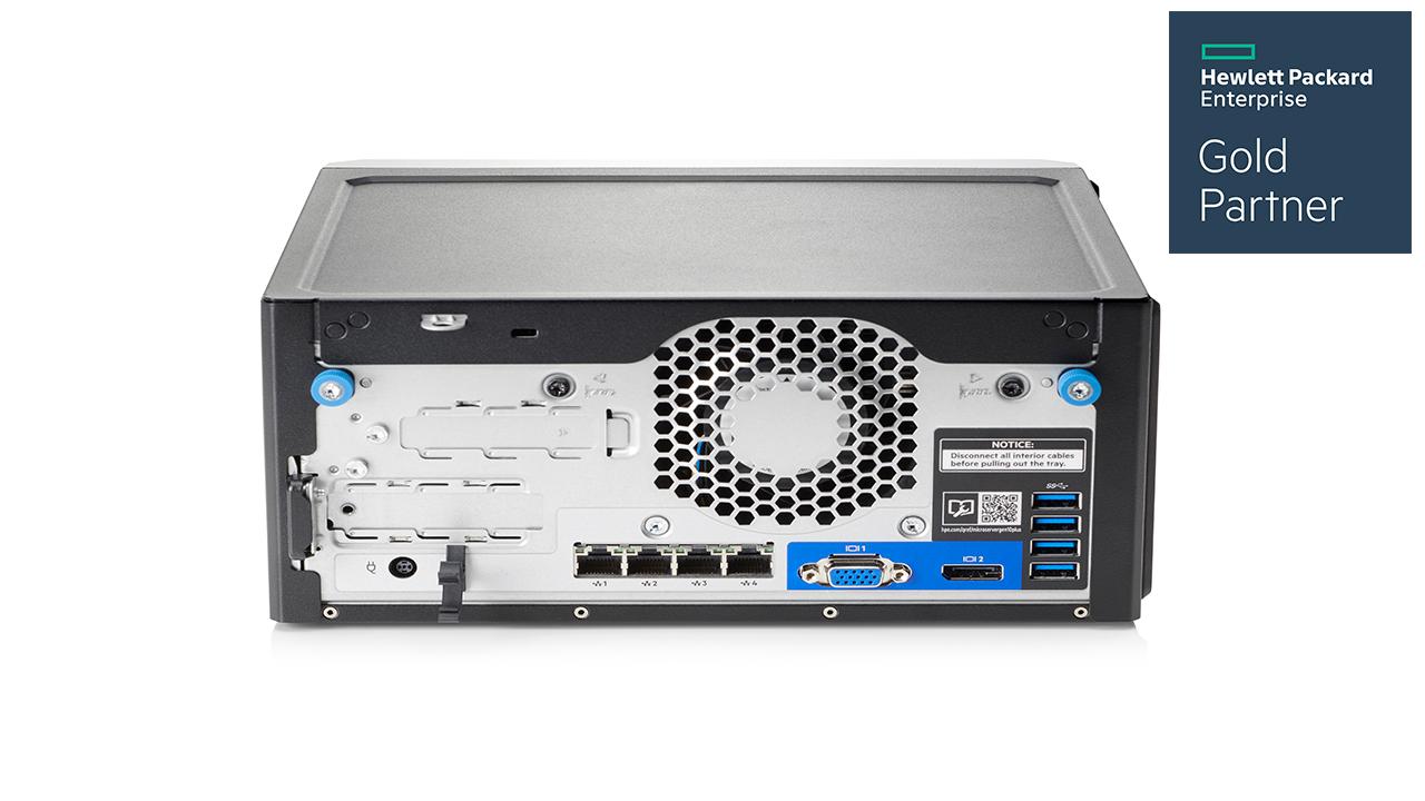HPE ProLiant MicroServer Gen10 Plus 2