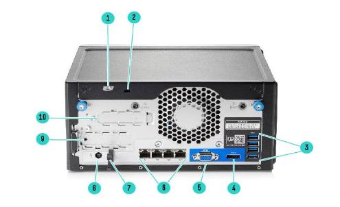 HPE ProLiant MicroServer Gen10 Plus 5