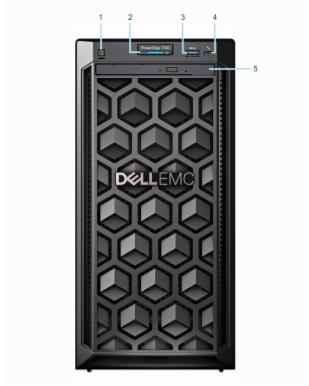 Dell PowerEdge T140 1