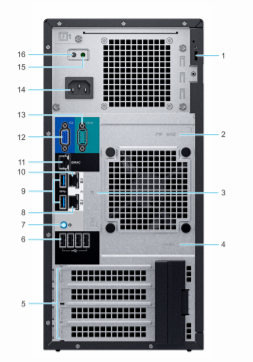 Dell PowerEdge T140 2