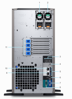Dell PowerEdge T340 2