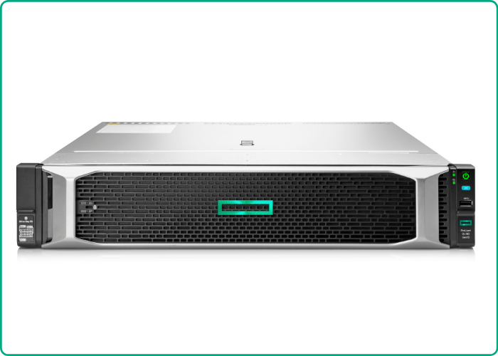 HPE ProLiant DL20 Gen10 Rack Server 24