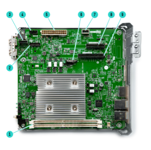 HPE ProLiant MicroServer Gen10 5