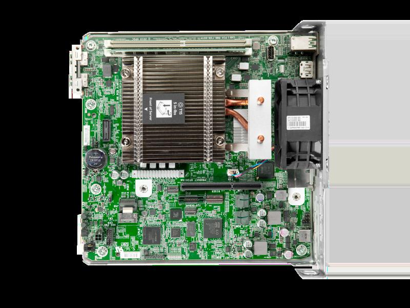 HPE ProLiant MicroServer Gen10 7
