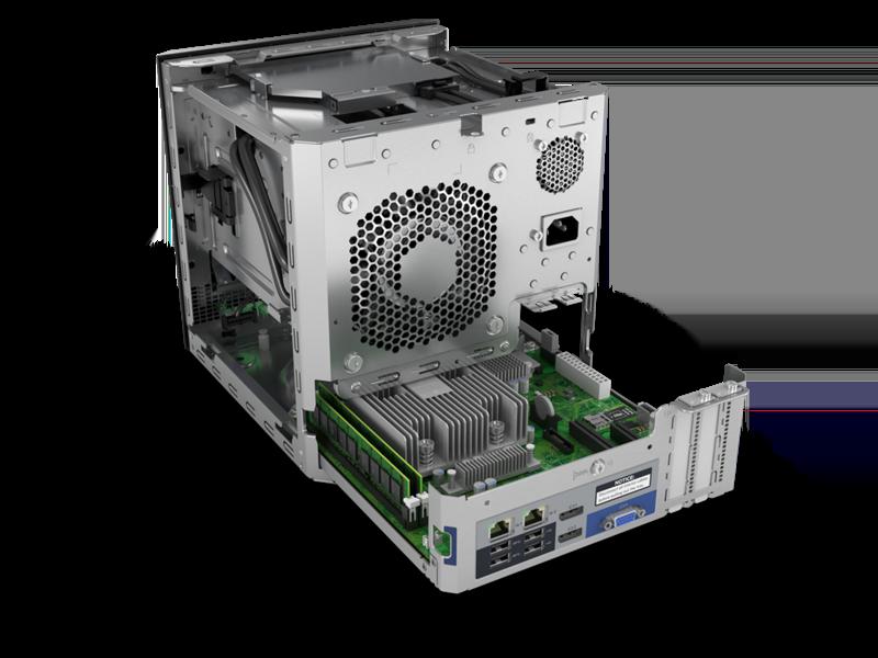 HPE ProLiant MicroServer Gen10 8
