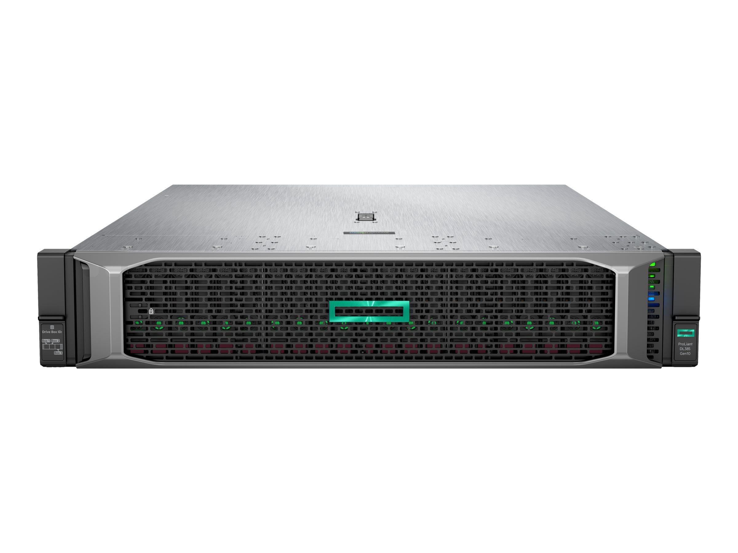 HPE ProLiant DL385 Gen10 Rack Server 1