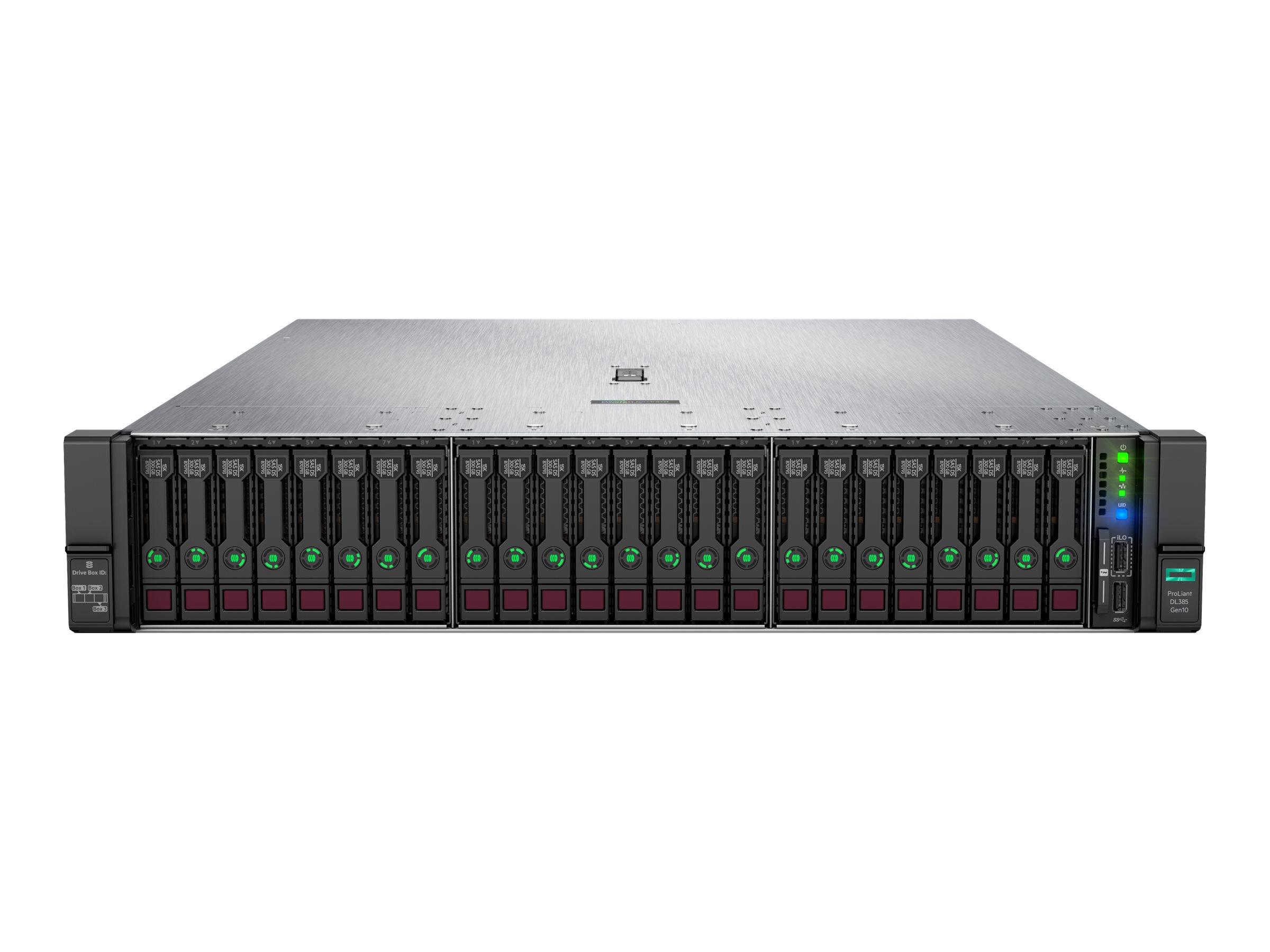 HPE ProLiant DL385 Gen10 Rack Server 2