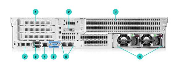 HPE ProLiant DL180 Gen10 Rack Server 5