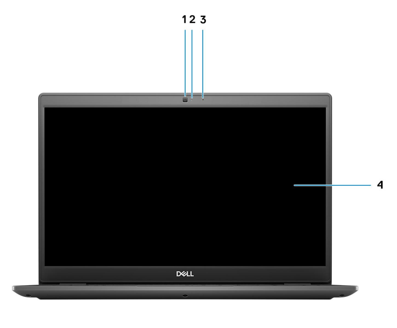 Dell Latitude 3410 Display View