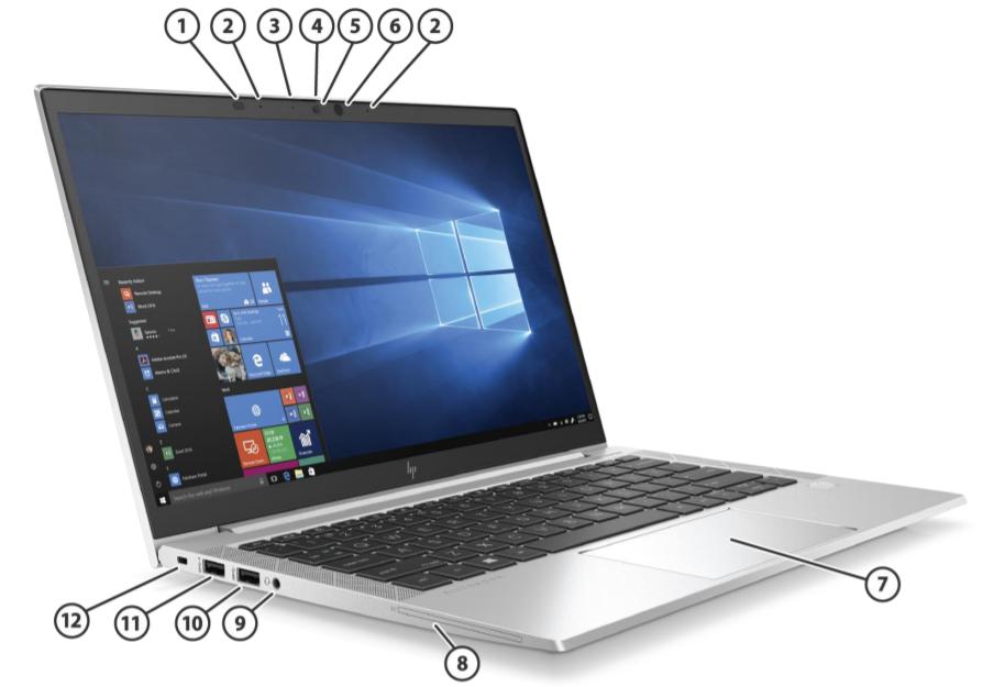 HP EliteBook 830 G7 3