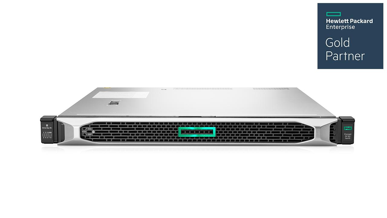 HPE ProLiant DL160 Gen10 Rack Server 1