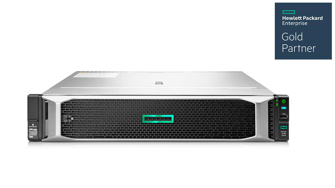 HPE ProLiant DL180 Gen10 Rack Server 1