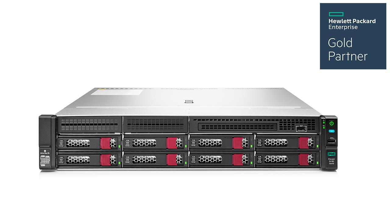 HPE ProLiant DL180 Gen10 Rack Server 2