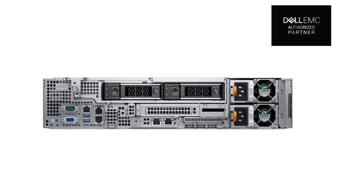 Dell EMC PowerEdge R740xd2 2