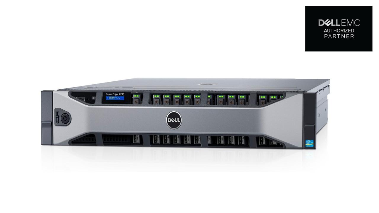 Dell PowerEdge R730 1