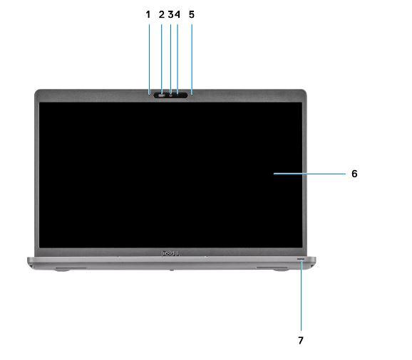 Dell Latitude 5410 Laptop 3
