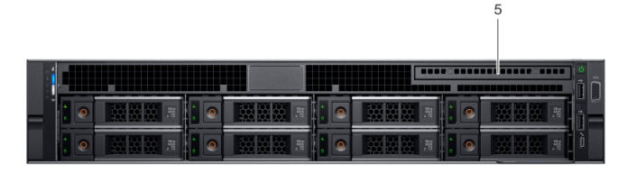 Dell EMC PowerEdge R540 4