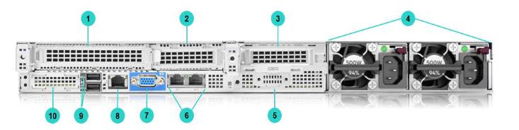 HPE ProLiant DL160 Gen10 Rack Server 5