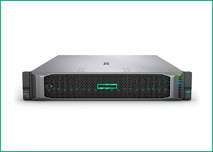 HPE ProLiant DL385 Gen10 Plus Rack Server 19