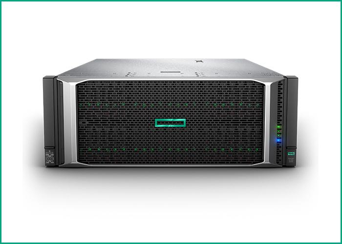 HPE ProLiant DL380 Gen10 Rack Server - HPE Gold Partner 25