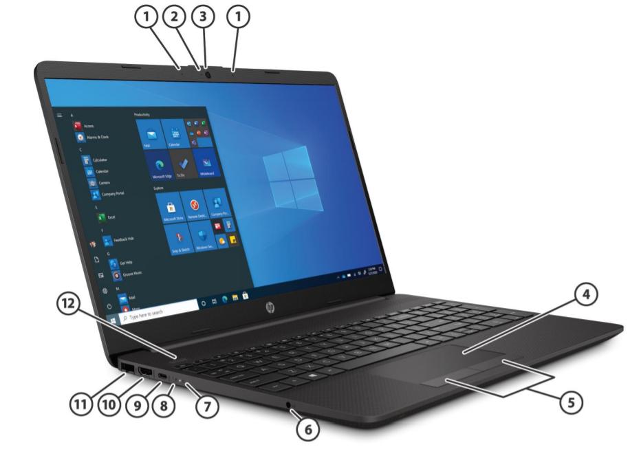hp 250 G8 notebook PC 3