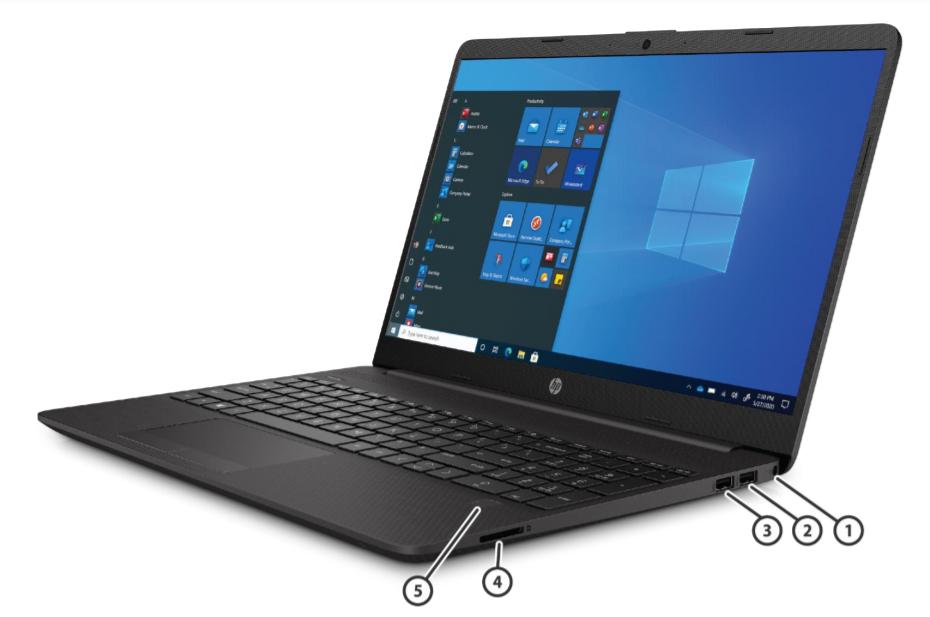 hp 250 G8 notebook PC 4
