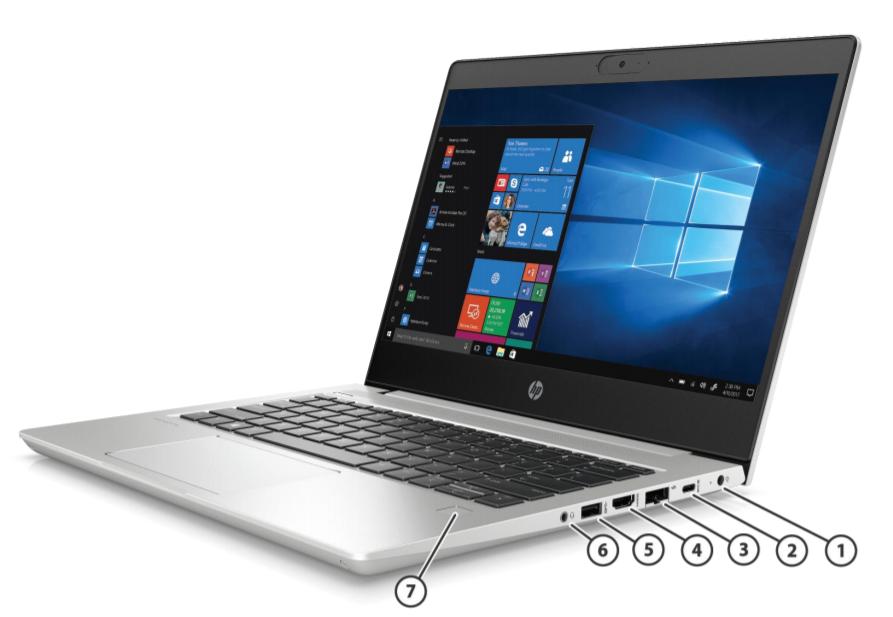 hp Probook 430 G8 Notebook PC 4